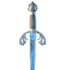Tizona del Cid in Silver