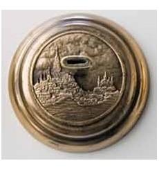 Base - Toledo in brass